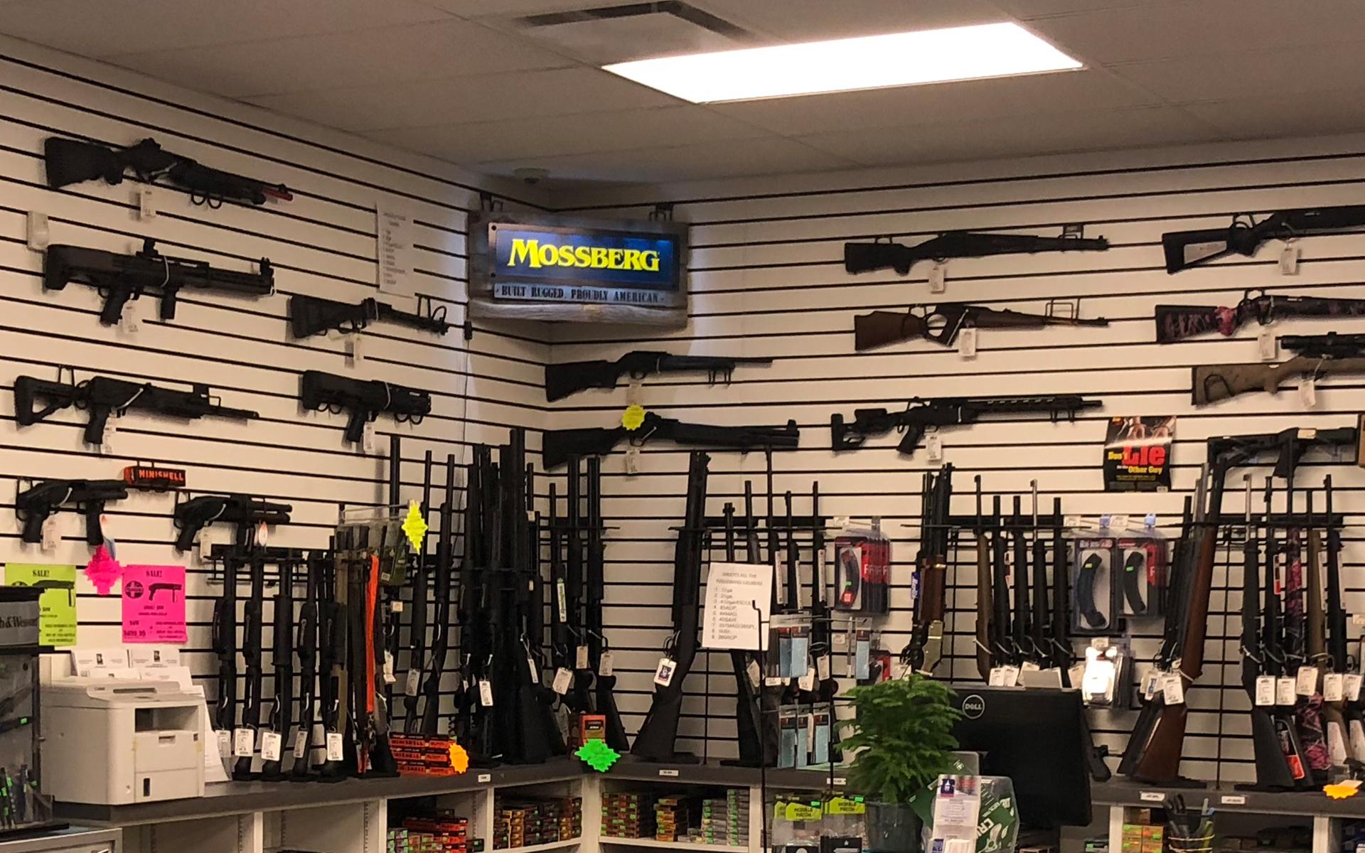 Top Gun Shooting Sports Inc Gun Store Shooting Range Gun Rental