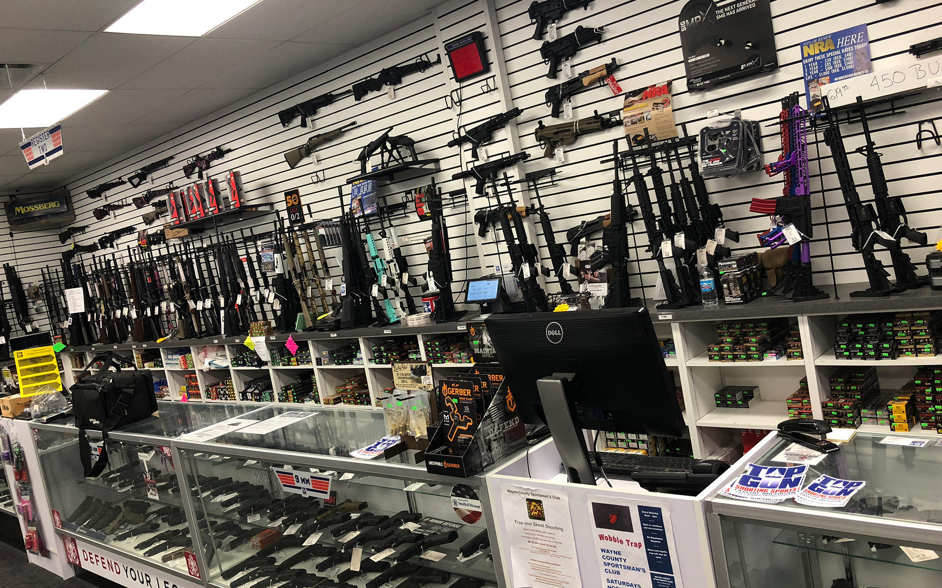 Welcome to the Best Gun store in Detroit, Michigan
