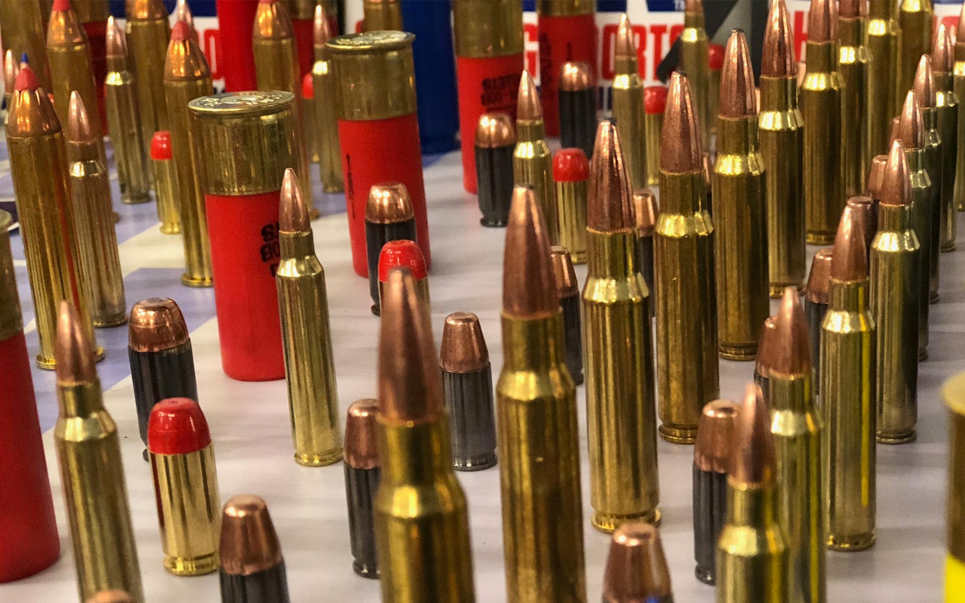 Buy bullets in Taylor MI